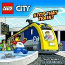 LEGO City: Stop That Train! Audiobook