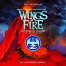 Wings of Fire: The Winglets Quartet Audiobook