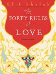 The Forty Rules of Love: A Novel of Rumi Audiobook