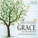 Grace for the Moment Family Devotional: 100 Devotions for Families to Enjoy God's Grace Audiobook