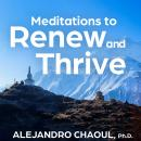 Meditations to Renew and Thrive Audiobook