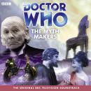 Doctor Who: The Myth Makers (Classic Novels), Donald Cotton