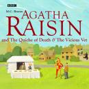 Agatha Raisin: The Potted Gardner & The Walkers Of Dembley Vol 2 Audiobook