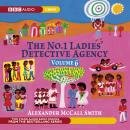 No.1 Ladies Detective Agency, The  Volume 6 - The Return Of Note Audiobook