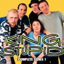 King Stupid  Complete Series 1, Kevin Cecil, Andy Riley