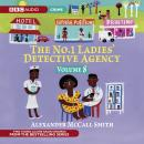 No.1 Ladies Detective Agency, The  Volume 8 - A Very Rude Woman & Talking Shoes Audiobook