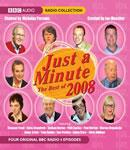 Just A Minute: The Best Of 2008 Audiobook