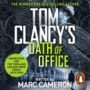 Tom Clancy's Oath of Office Audiobook