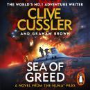 Sea of Greed: NUMA Files #16 Audiobook