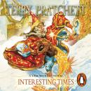 Interesting Times: (Discworld Novel 17), Terry Pratchett