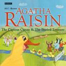 Agatha Raisin: The Curious Curate & The Buried Treasure Vol 3 Audiobook