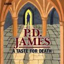A Taste For Death Audiobook
