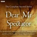 Dear Mr Spectator  Series 2 Audiobook