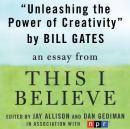 Unleashing the Power of Creativity: A