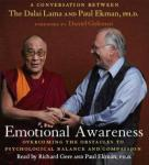 Emotional Awareness: Overcoming the Obstacles to Psychological Balance and Compassion, Paul Ekman, Ph.D.,