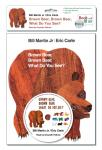 Brown Bear, Brown Bear, What Do You See?: 40th Anniversary Edition Audiobook