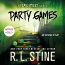 Party Games: A Fear Street Novel Audiobook