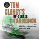 Tom Clancy's Op-Center: For Honor Audiobook
