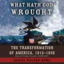 What Hath God Wrought: The Transformation of America, 1815-1848, Daniel Walker Howe