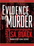 Evidence of Murder, Lisa Black