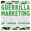 Guerrilla Marketing, Jay Conrad Levinson