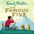 Five Have A Wonderful Time, Enid Blyton