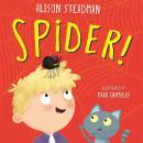 Spider! Audiobook
