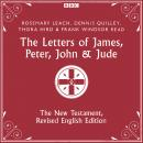 The Letters of James, Peter, John & Jude: The New Testament, Revised English Edition Audiobook
