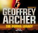 The Burma Legacy Audiobook
