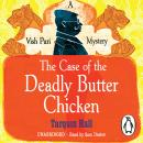 Case of the Deadly Butter Chicken, Tarquin Hall