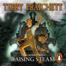 Raising Steam: (Discworld novel 40) Audiobook