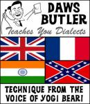 Daws Butler Teaches You Dialects: Lessons from the Voice of Yogi Bear!, Daws Butler