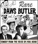 Rare Daws Butler: Comedy from the Voice of Yogi Bear! Audiobook