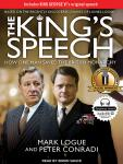 King's Speech: How One Man Saved the British Monarchy, Peter Conradi, Mark Logue