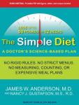 The Simple Diet: A Doctor's Science-based Plan Audiobook