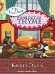 Diva Runs Out of Thyme: A Domestic Diva Mystery, Krista Davis
