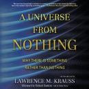 A Universe from Nothing: Why There Is Something Rather Than Nothing Audiobook