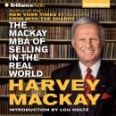 Mackay MBA of Selling in The Real World, Harvey Mackay