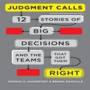 Judgment Calls: Twelve Stories of Big Decisions and the Teams That Got Them Right, Brook Manville, Thomas H. Davenport