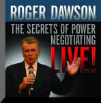 Secrets Power Negotiating Live!, Roger Dawson