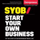 Start Your Own Business: The Only Startup Book You'll Ever Need 7th Edition Audiobook