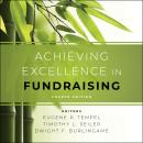 Achieving Excellence in Fundraising: 4th Edition Audiobook