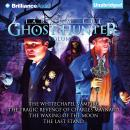 Jarrem Lee - Ghost Hunter: The Whitechapel Vampire, The Tragic Revenge of Charles Maynard, The Waxing of the Moon, The Last Stand, Gareth Tilley