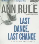 Last Dance, Last Chance Audiobook