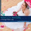 Marriage Made in Italy, Rebecca Winters