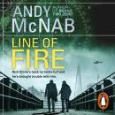 Line of Fire: (Nick Stone Thriller 19) Audiobook