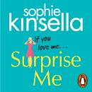 Surprise Me: The Sunday Times Number One bestseller Audiobook