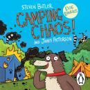 Dog Diaries: Camping Chaos! Audiobook