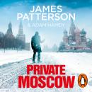 Private Moscow: (Private 15) Audiobook