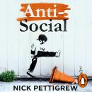 Anti-Social: The secret diary of an anti-social behaviour officer Audiobook